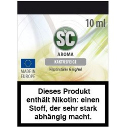 SC Liquid Kaktusfeige 10ml