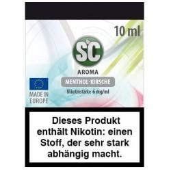 SC Liquid Menthol Kirsche 10ml