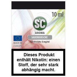 SC Liquid Sauerkirsche 10ml...
