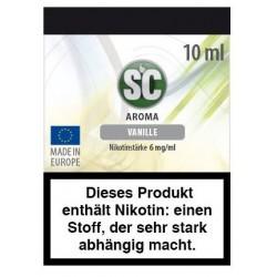 SC Liquid Vanille 10ml für...