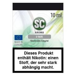 SC Liquid E-Taste 10ml für...